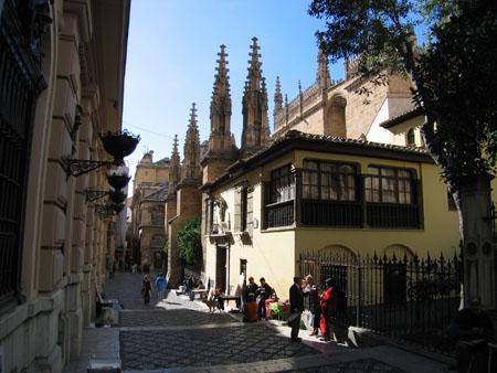 Exploregranada.com: Photos of the Capilla Real, Granada